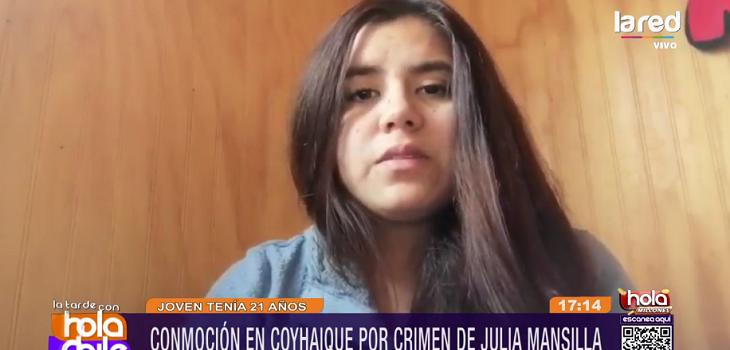 Prima de Julia Mansilla