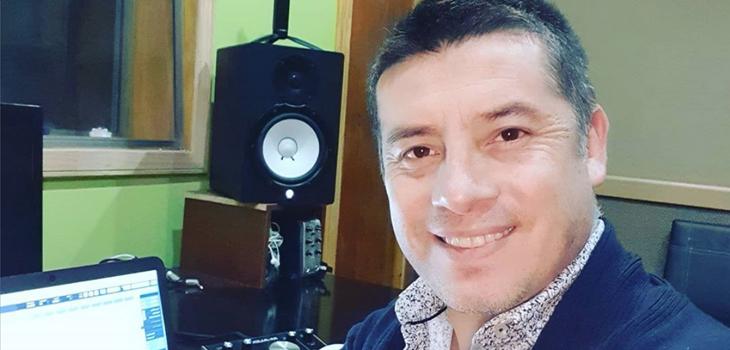 Leandro Martínez agradeció mensajes de apoyo tras contraer COVID-19