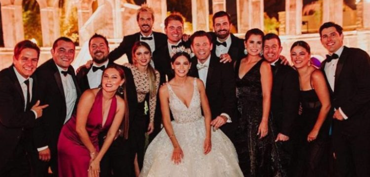 Matrimonio Torrea Pérez   Captura   El Universal