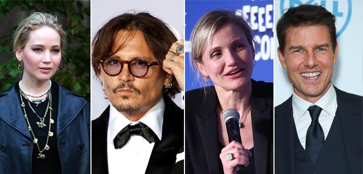 Actores que no estudiaron interpretación y triunfaron Hollywood