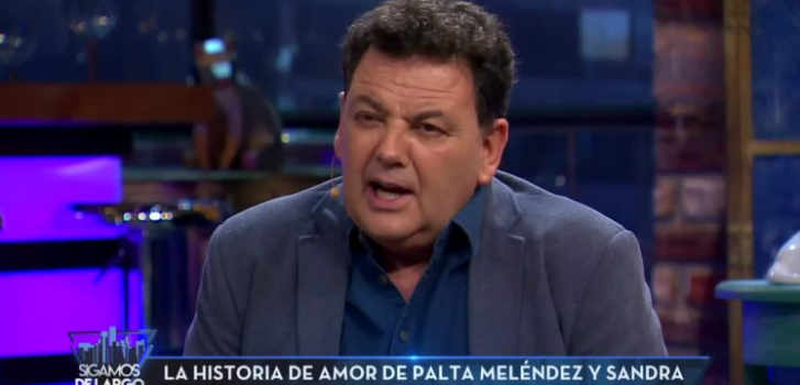 Palta Meléndez | Sigamos de Largo | Canal 13