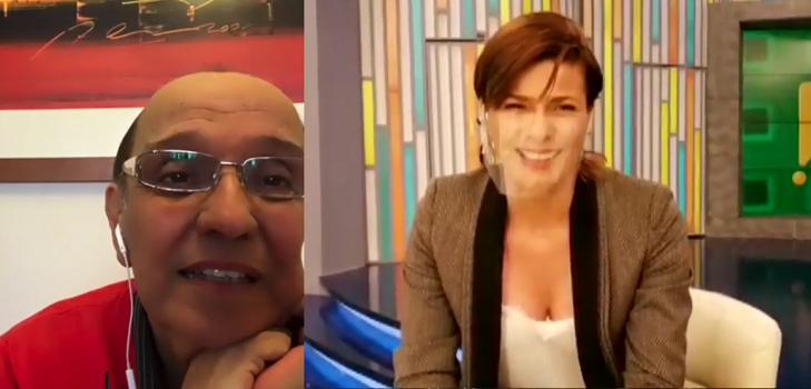 Patricio Frez reveló desconocido gesto durante su enfermedad sobre Tonka Tomicic
