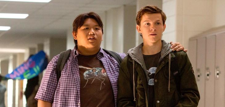 Jacob Batalon, actor que interpreta a mejor amigo de Spider-Man, sorprende con gran cambio físico