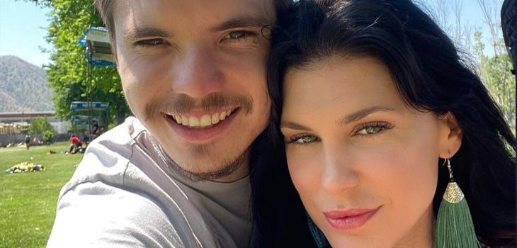 Wilma González formó empresa con su pareja y se va a casar