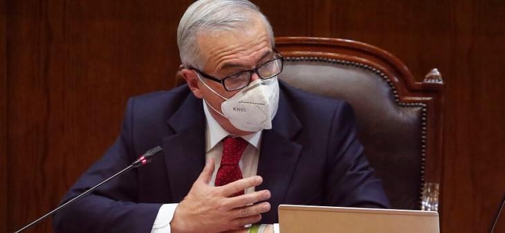 Jaime Mañalich renuncia a su derecho de guardar silencio en investigación de muertes por COVID-19