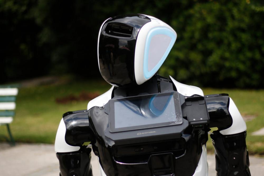 Robot Claudia