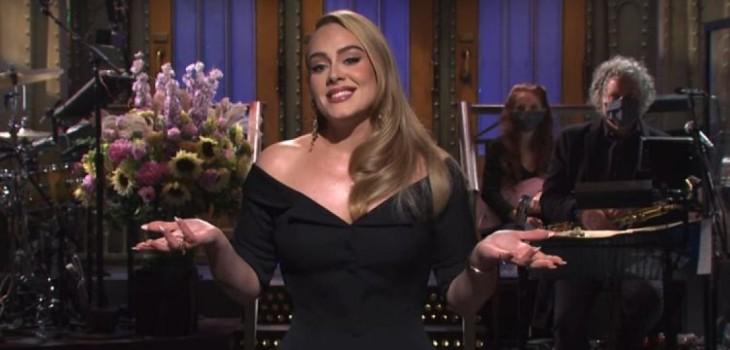 Adele rompió el silencio sobre su vida amorosa luego que aseguraran que tiene un romance con Skepta