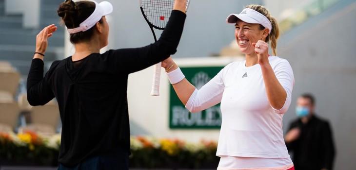 Alexa Guarachi logra importante avance en ranking tras la final de Roland Garros