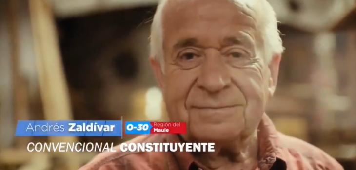 ¿Andrés Zaldívar y Rafael Garay serán constituyentes?