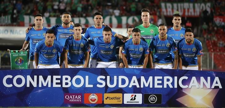 audax italiano copa sudamericana