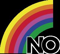 """""""Sin odio, sin violencia"""" y con arcoiris: el llamado UDI por el Rechazo con emblemática frase del NO"""