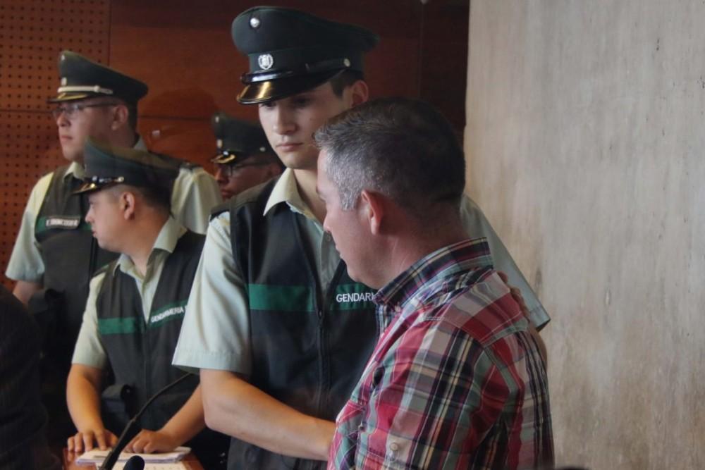 carabinero acusado de atropellar a hincha de Colo Colo