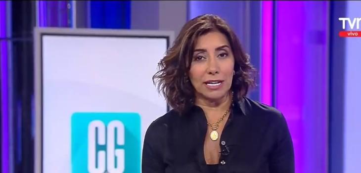 Carmen Gloria Arroyo enojada con caso