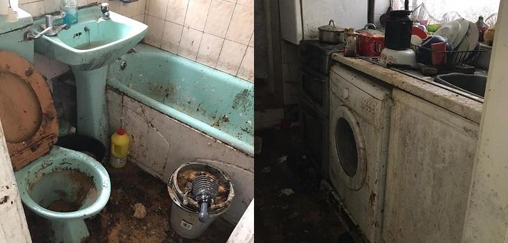 casa limpieza 12 años