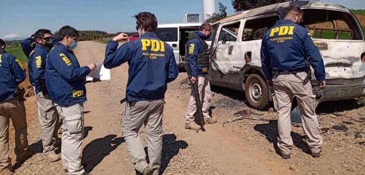 Confirman uso de munición de guerra en contra de trabajador asesinado en fundo de Collipulli