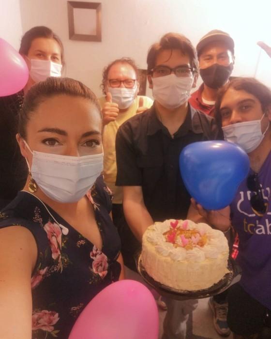 Abuelo de Clarisa Muñoz falleció el mismo día que su cumpleaños