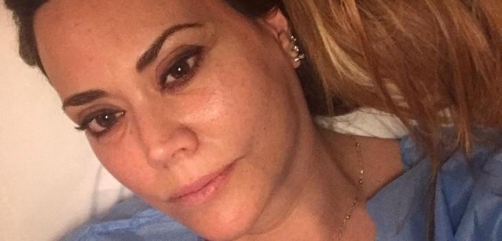 Daniella Campos reveló que tiene dos tumores en la cabeza y que será operada: