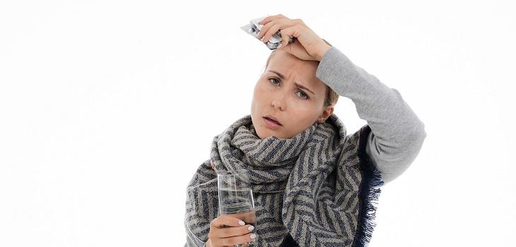 Resfrio, coronavirus, covid-19, enfermedad