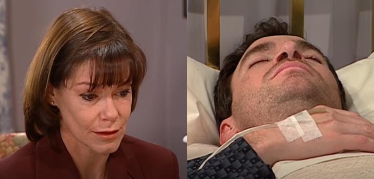 La desgarradora escena en la que Elena se entera del estado de salud de Juan Pablo en 'Aquelarre'