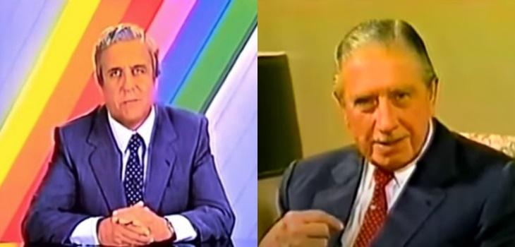 así fue el último día de franja televisada para el plebiscito de 1988