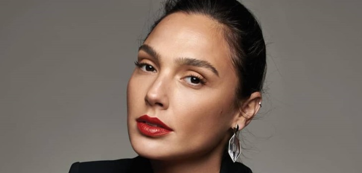 El colorido look de maquillaje 'low cost' de Gal Gadot que puedes lucir para Halloween