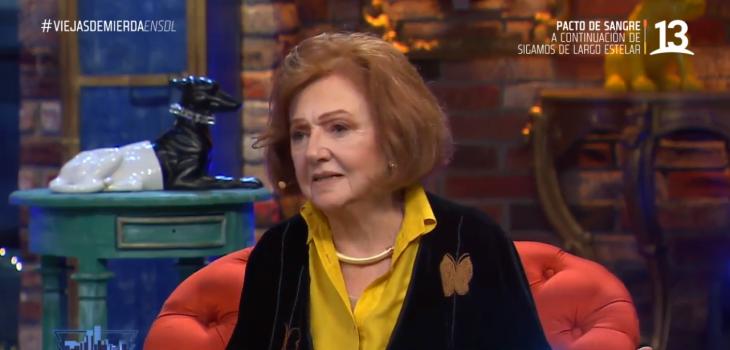 la íntima pregunta que Gloria Münchmeyer prefirió no responder en Sigamos de Largo