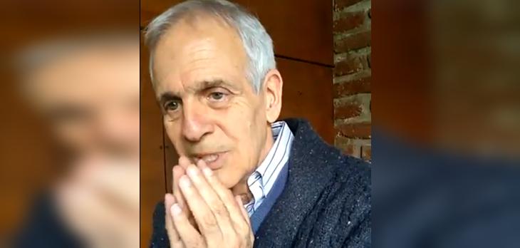 Augusto Góngora sobre derecho a voto