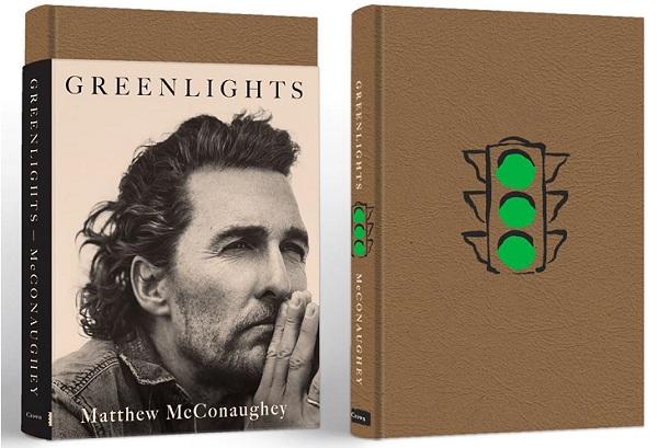 Matthew McConaughey autobiografia