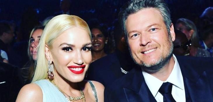 Gwen Stefani y Blake Shelton se comprometieron tras cinco años de relación