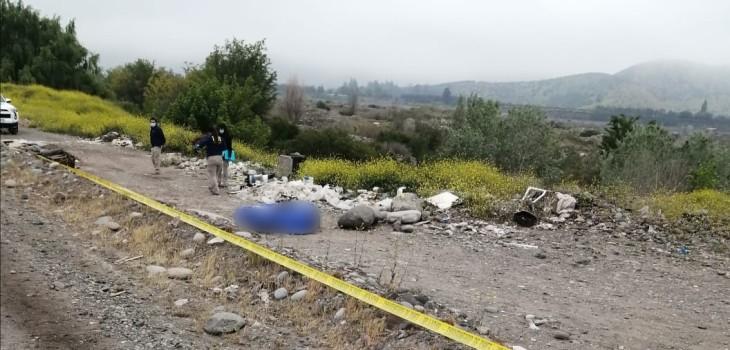 Indagan hallazgo de hombre muerto en la ribera del río Maipo: tiene al menos cuatro disparos
