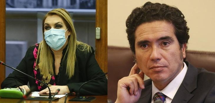 Pamela Jiles en picada contra Briones en discusión por segundo retiro del 10%