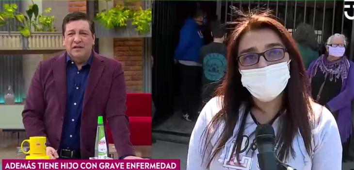 JC Rodríguez reveló mensaje de apoyo que le envió Fran García-Huidobro tras quebrarse en pantalla