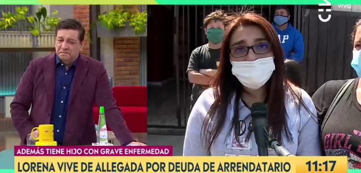 Julio César Rodríguez se quebró en pantalla con caso que le recordó a su hijo fallecido