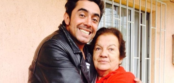 Koke Santa Ana perdió a su madre