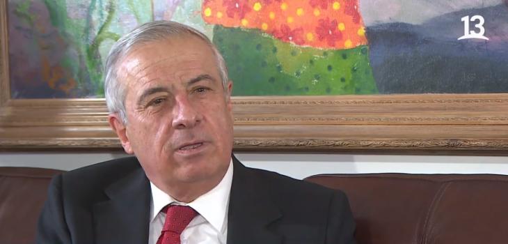 exministro Mañalich descartó haber informado menos casos de fallecidos
