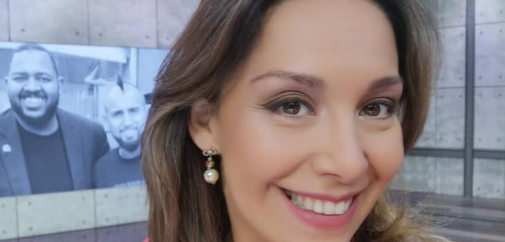 Mariela Sotomayor 6 meses de embarazo