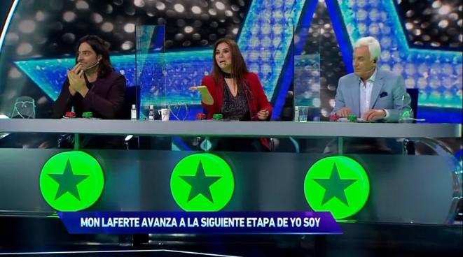 Myriam Hernández corrigió a Antonio Vodanovic