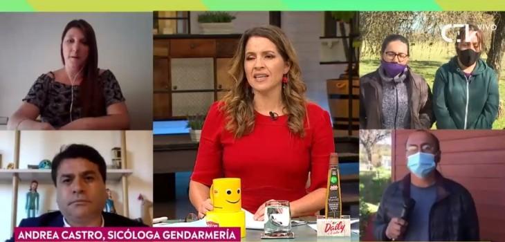 El reclamo de esposo de Carolina Fuentes