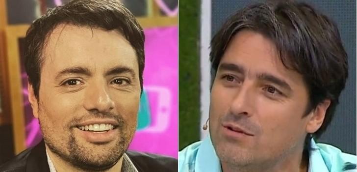 Daniel Valenzuela y Jorge Zabaleta