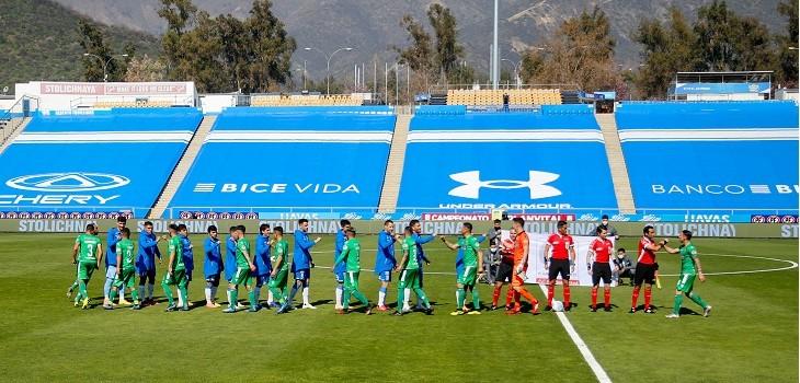 partido futbol chileno