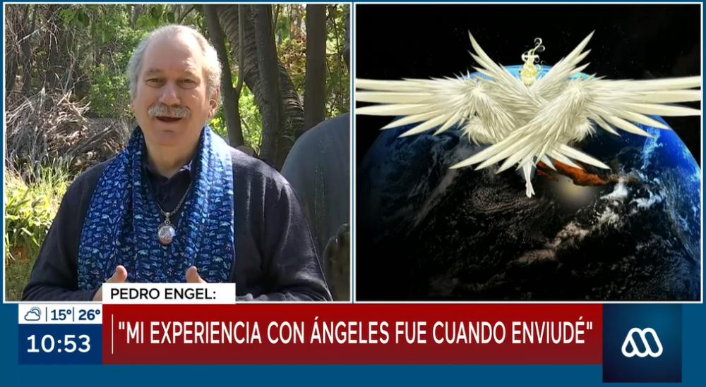 Pedro Engel recordó el día en que se encontró con un ángel