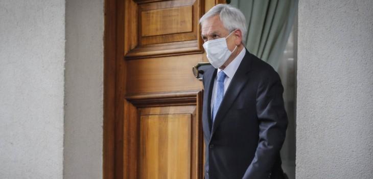 Piñera expresa su
