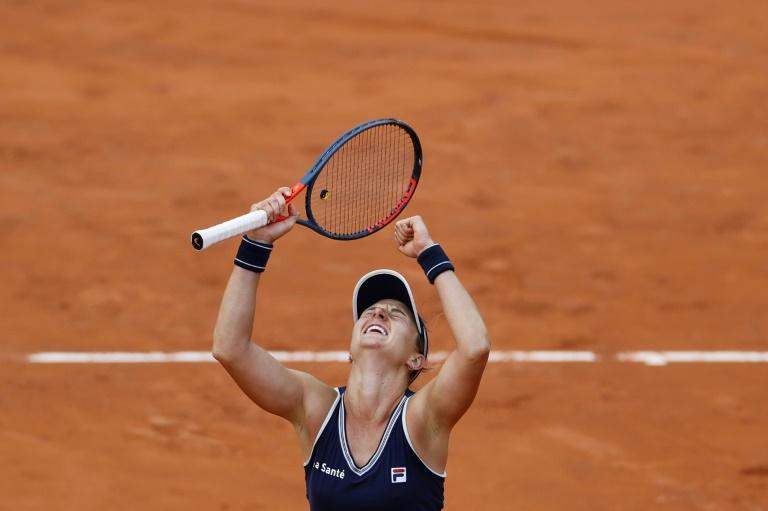 Podoroska vive un sueño en Roland Garros