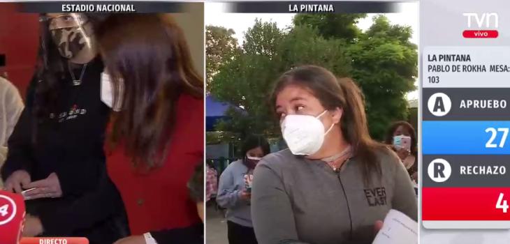 Mesa de La Pintana cerró antes y se emitió discusión en vivo: