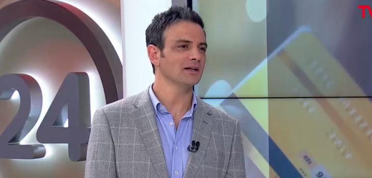 El exabrupto de Gonzalo Ramírez ante repetición de curioso video en 24 Tarde: