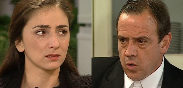 el triste diálogo entre Poncia y Prudencio en 'Aquelarre'