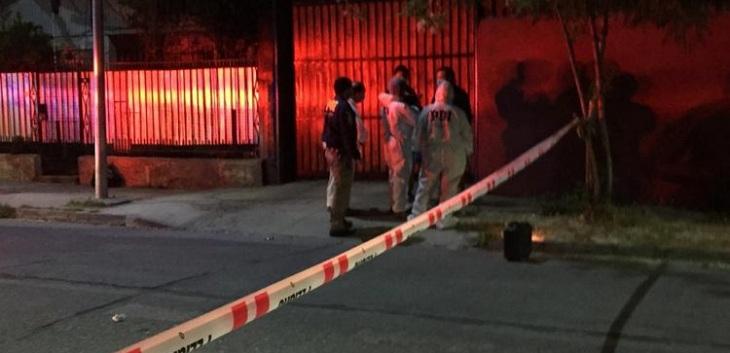 menor 16 años asesinado La Cisterna
