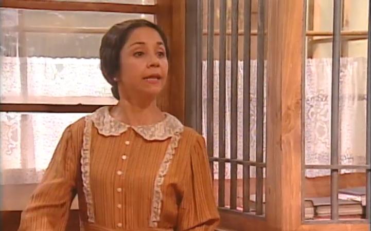 Actriz Roxana Campos