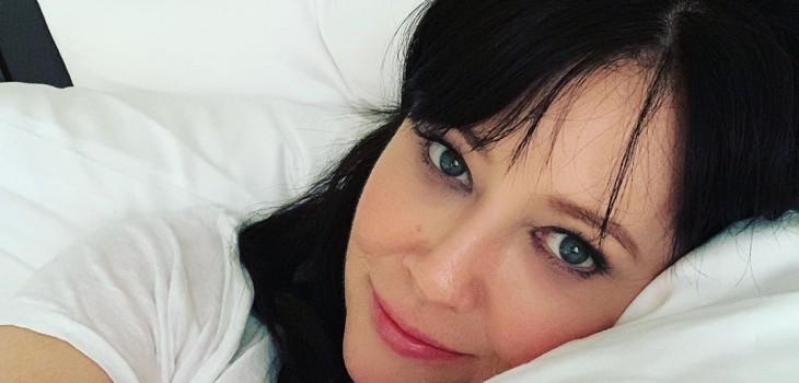 Shannen Doherty y cáncer de mama