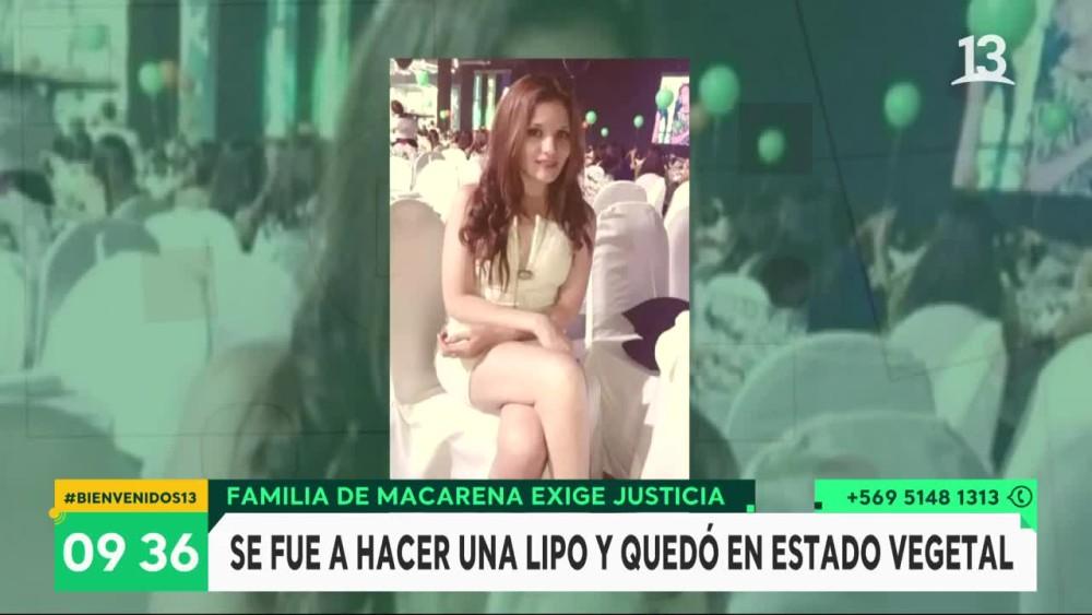 Macarena Alvear | Bienvenidos | Canal 13